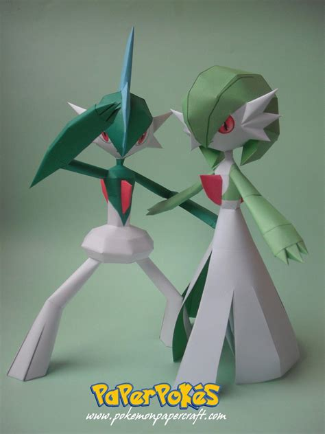 Gardevoir Papercraft - gallade wallpapers wallpaper cave