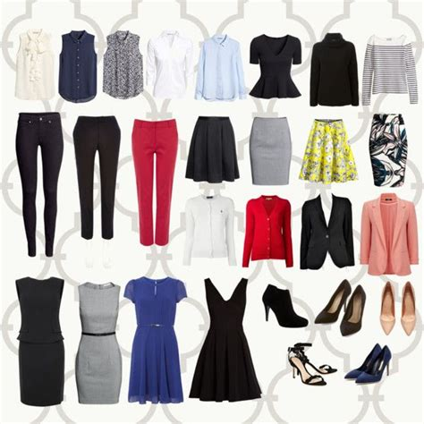 Professional Capsule Wardrobe by 1000 Images About Things To Wear To Work On