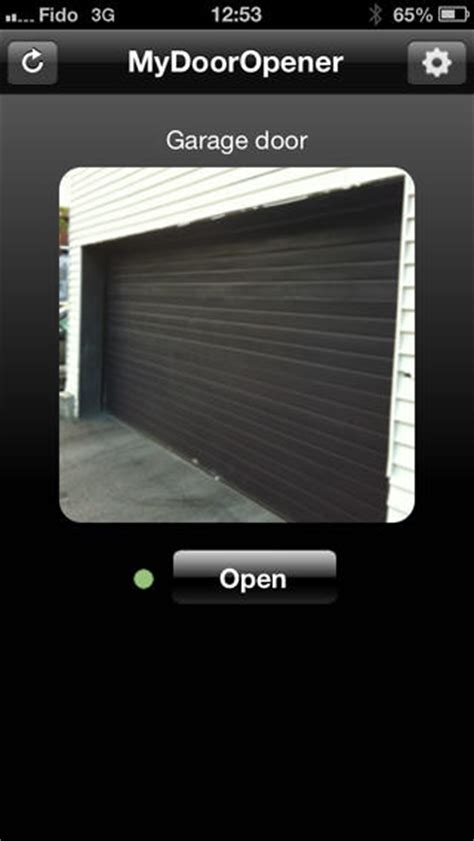 Iphone App To Open Garage Door Best Iphone Garage Door Openers For Ios