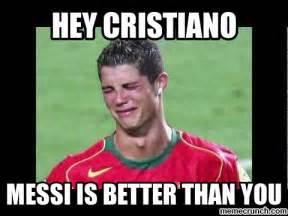 Ronaldo Crying Meme - messi ronaldo crying meme
