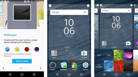 how to change home screen on android how to change lock screen on android pc advisor