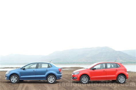 volkswagen ameo vs vento vw ameo vs vw polo indian autos blog