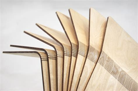Folding wood