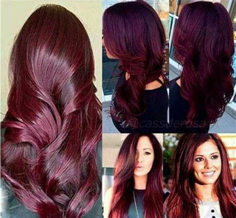 the latest hair colour for lunar new year 2015 2016 hair color trends hairstyles haircuts 2016 2017