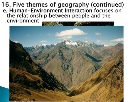 5 themes of geography vietnam ppt introduction to geography powerpoint presentation