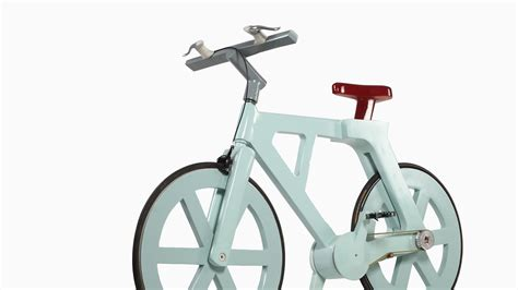 How To Make A Paper Bike Step By Step - this 9 cardboard bike can support riders up to 485lbs