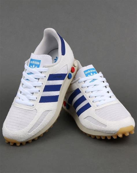 Jual Adidas La Trainer Original adidas la trainer og vintage white mystery ink originals retro 80s classic