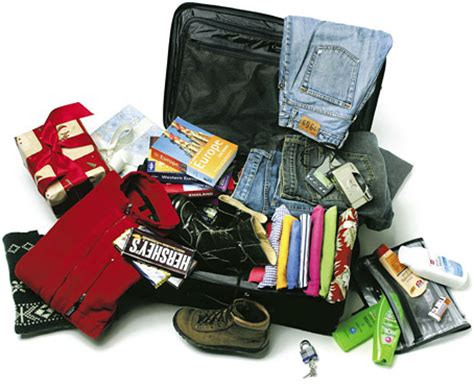 How To Pack For A Fling Getaway by Essential Packing What You Ve Forgotten Goingabroad Org