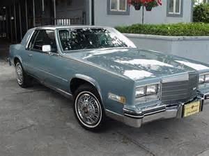 1985 Cadillac Eldorado For Sale 1985 Cadillac Eldorado1985 Cadillac Eldorado For Sale For