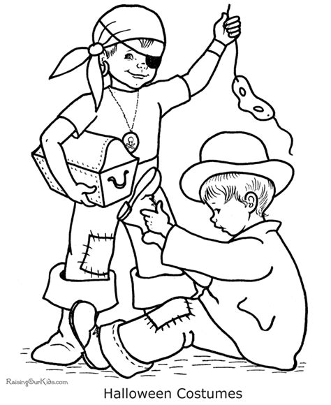 free printable coloring pages happy halloween