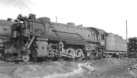steam locomotive diagrams of the chesapeake ohio railroad richard leonard s random steam photo collection chesapeake ohio 2 8 2 1137