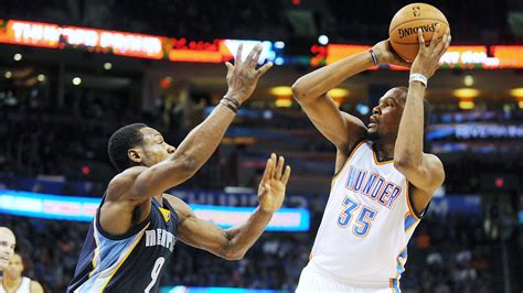 Does Mvp Voter Consider Playoff In Mba by Kevin Durant Of Oklahoma City Thunder Says Nba S Annual