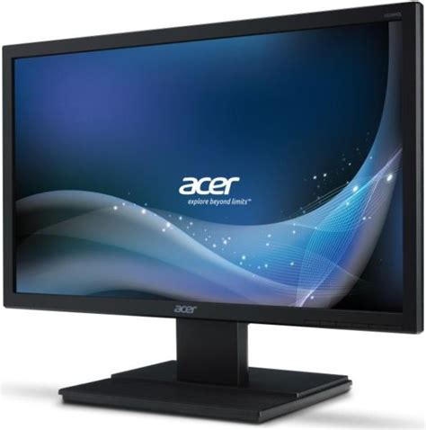 Acer G227hql Led Monitor 215 Hd acer v226hqlbd 21 5 led monitor hd black