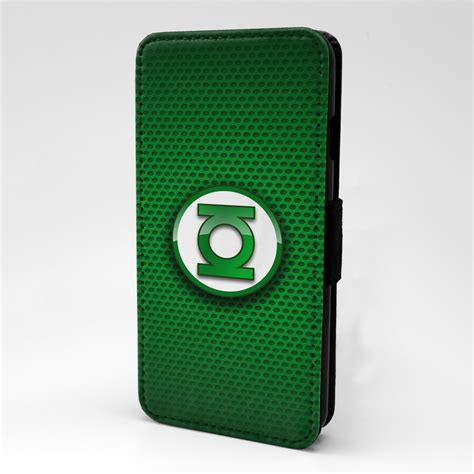 Green Lantern Logo Flip green lantern logo flip cover for samsung galaxy st