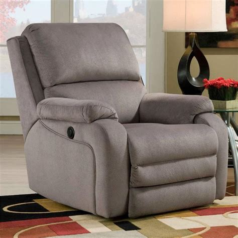 southern motion power recliners southern motion ovation layflat wall hugger power recliner