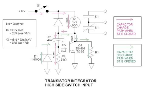 op integrator pdf rc differentiator and integrator circuits pdf 28 images charge integrator circuit 28 images