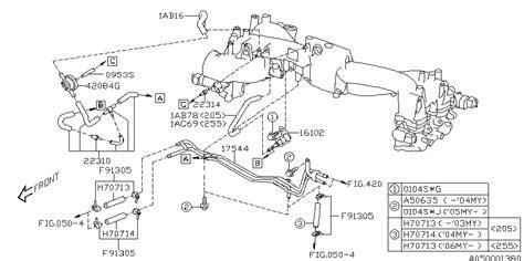 subaru engine diagram 2002 subaru wrx engine diagram 30 wiring diagram images