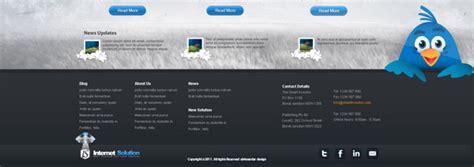design inspiration footer website footer design inspiration 30 exles