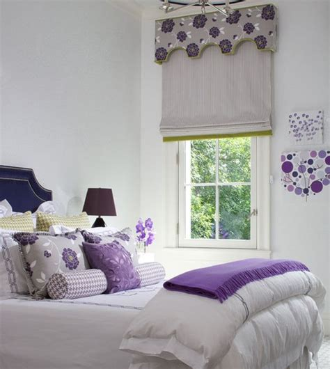 Purple Bedroom by Purple Rooms And Interior Design Inspiration