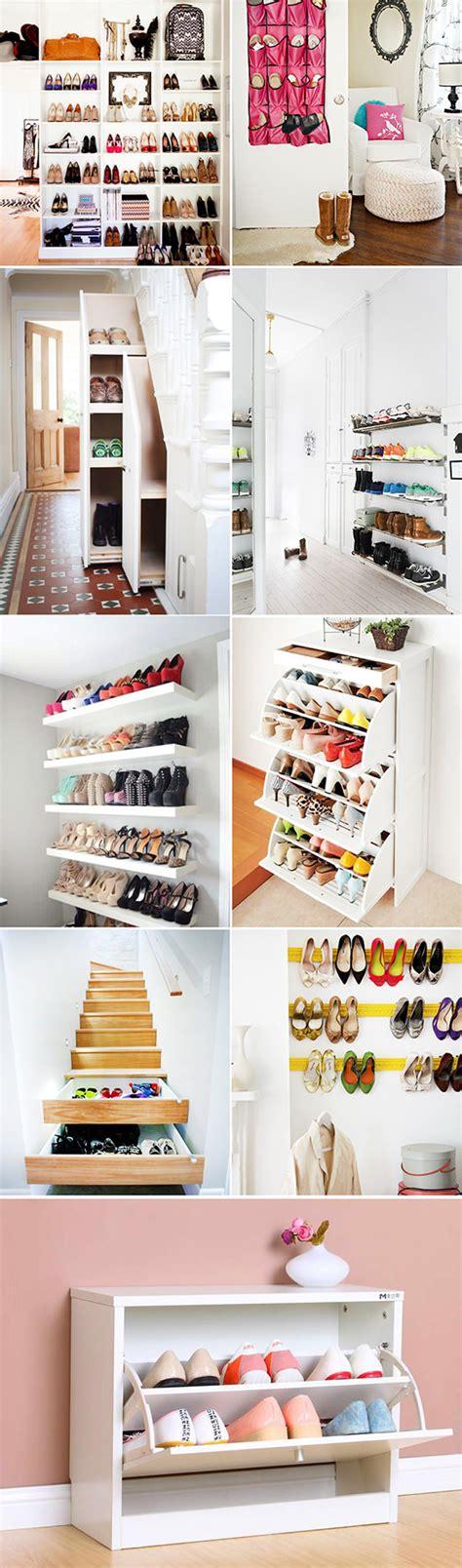 superga porte di catania shoes storage 15 idee ingegnose e creative per tenere in