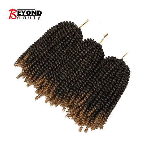 how to color synthetic hair 3 pack twist ombre colors crochet