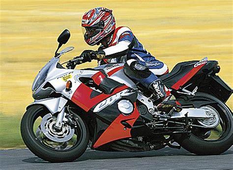 Motorräder Hersteller Modelle Technik by Honda Cbr 600 F Tourenfahrer