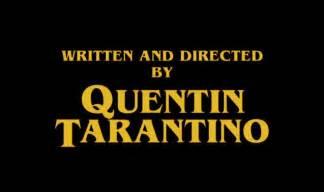 films quentin tarantino directed quentin tarantino credits monotype project pinterest
