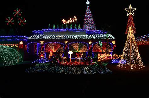 cherry lane arizona christmas lights river magazine tree lights in lake havasu river magazine