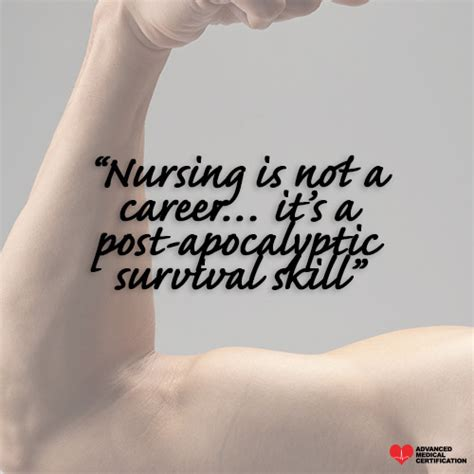 nursing quotes    laugh advanced medical certification