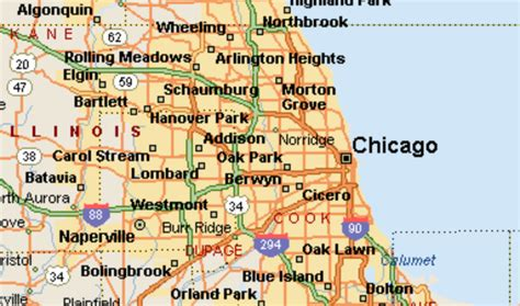 chicago suburb map things from chicago suburbs are sick of hearing