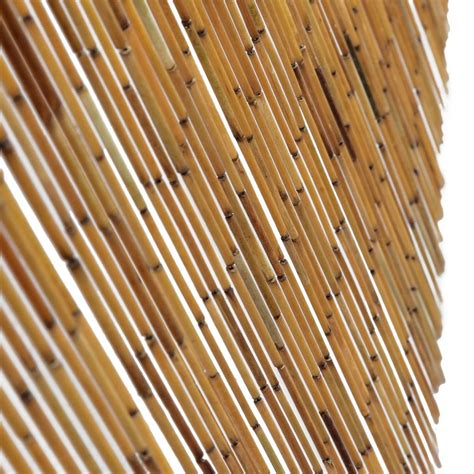 tende bambu vidaxl tenda per porta in bamb 249 90x200 cm vidaxl it