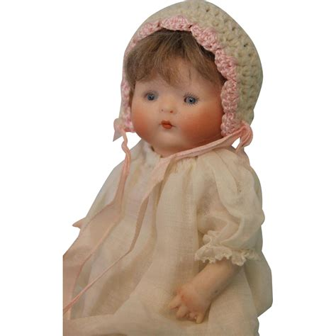 6 inch bisque doll antique 6 inch all bisque tynie baby doll by horsman