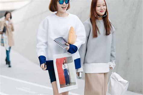 Preloved Rok Denim Dan Brukat Puring gaya fashion korea prelo tips review spesifikasi barang preloved