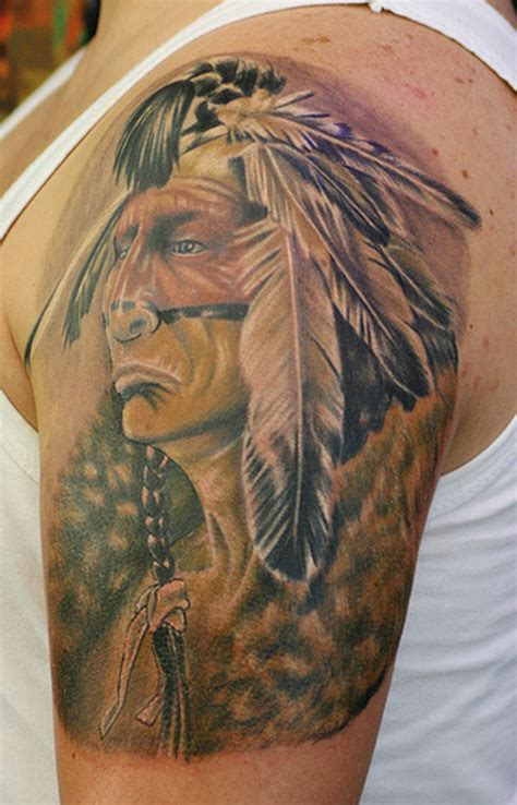 Half Sleeve Indian Tattoo Design For Guys Tattoos Book Indian Tattoos For