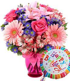 birthday flower delivery pink delight bouquet birthday at from you flowers