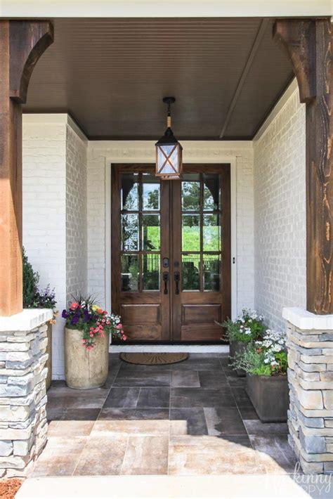 beautiful double front door entryway design ideas