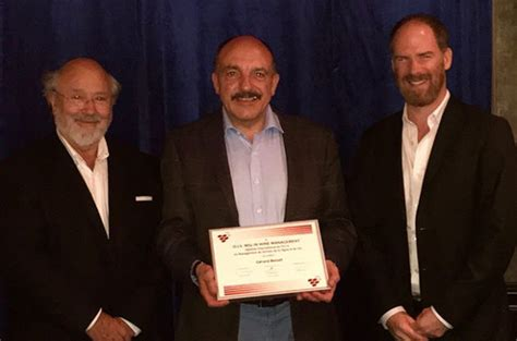 Mba Wine Honours by Gerard Basset Gets Oiv Msc In Wine Management Decanter