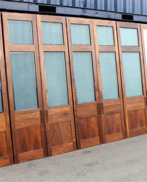 Wardrobe Door Fronts by Reclaimed Run Of American Walnut Stunning Wardrobe Fronts Doors Warwick Reclamation