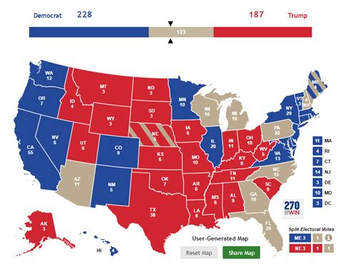 iowa swing state justin s political corner my very early projections of