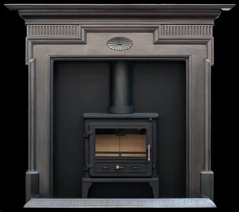 Surrounds For Stoves Cast Iron Stove Surround Gallery Stoves