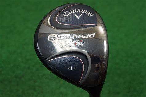 Golf Callaway Steelhead Xr 5 Wood Regular Flex Right New 2017 callaway steelhead xr 4 fairway wood regular flex tensei