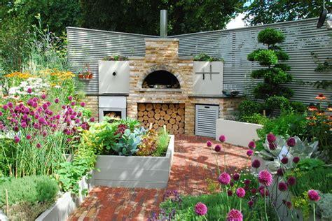kitchen gardens scandinavian landscape london by kr garden design