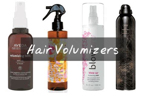 7 Best Hairstyling Products by 7 Best Volumizers And Sprays For Your Hair In 2018
