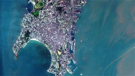 mumbai map satellite space in images 2005 03 bombay seen by proba satellite