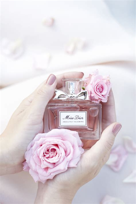 Parfum Christian Miss miss absolutely blooming margo me