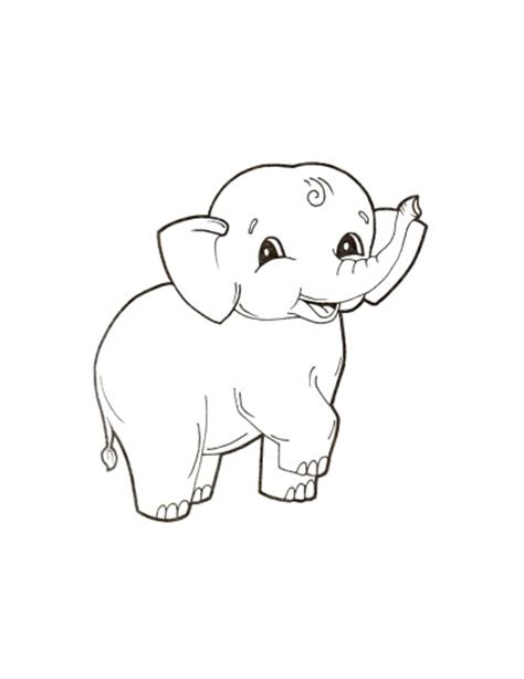 coloring pages baby elephant baby elephant coloring pages gt gt disney coloring pages