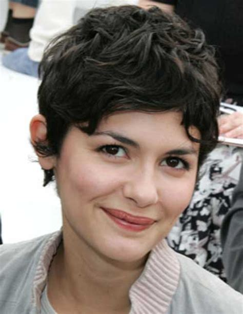 how to style your hair like audrey tautou short pixie 15 audrey tautou pixie cut pixie cut 2015
