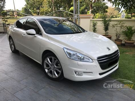 peugeot sedan 2013 peugeot 508 2013 premium 1 6 in penang automatic sedan