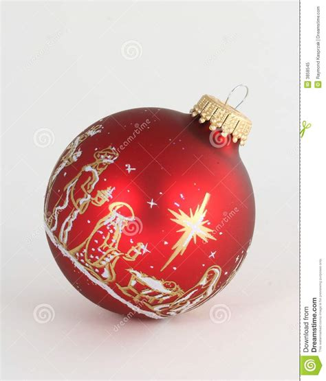 single red ornament royalty free stock photo image 3858545