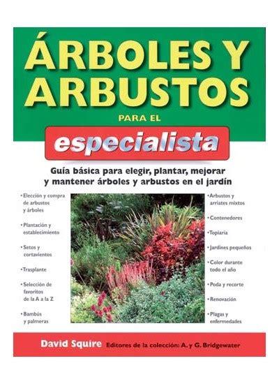 libro gua de los rboles 193 rboles y arbustos para el especialista libro ediciones omega